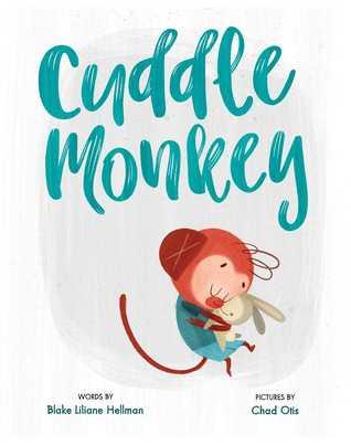 Cuddle Monkey