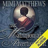 The Matrimonial Advertisement (Parish Orphans of Devon #1)