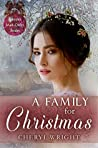 A Family for Christmas (Spinster Mail-Order Brides #5)