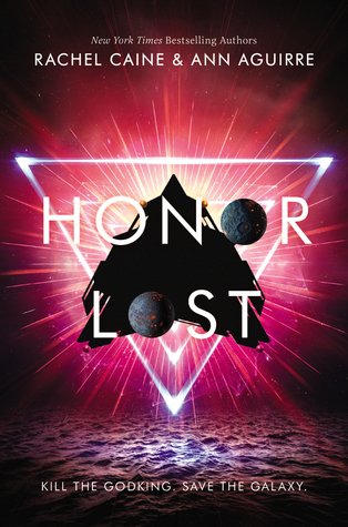 Book Review: Honor Lost by Rachel Caine and Ann Aguirre