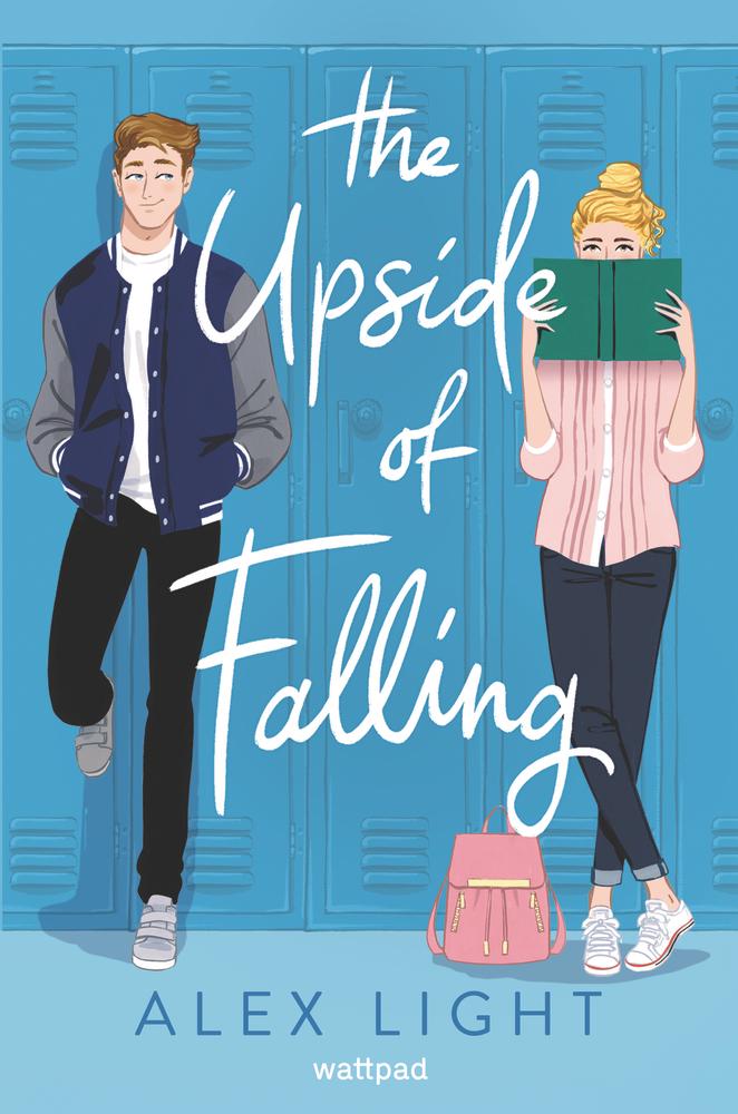 The Upside of Falling - Alex Light
