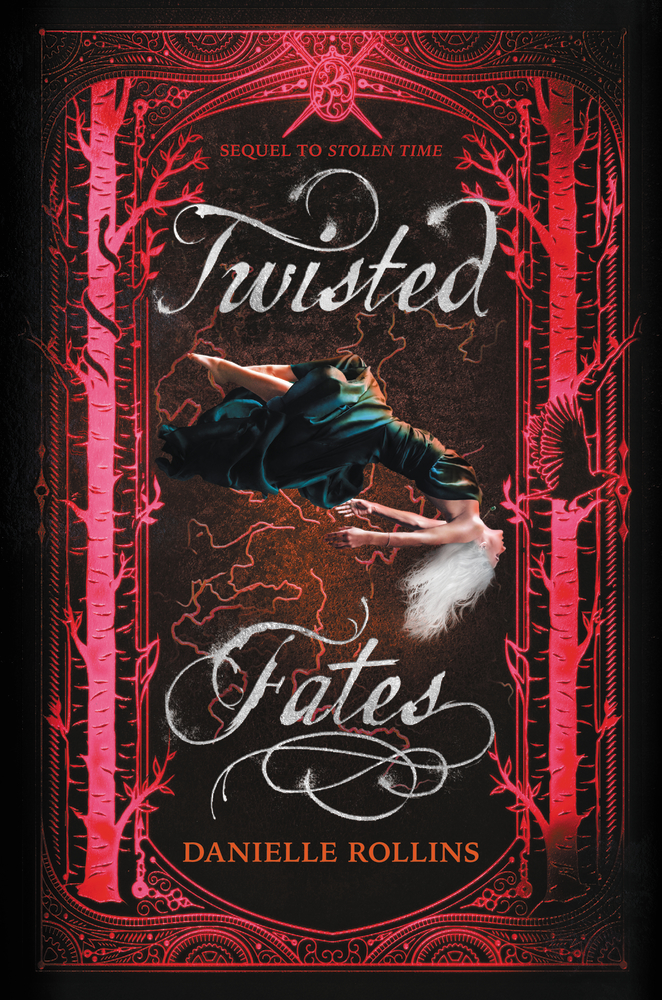 Twisted Fates - Danielle Rollins