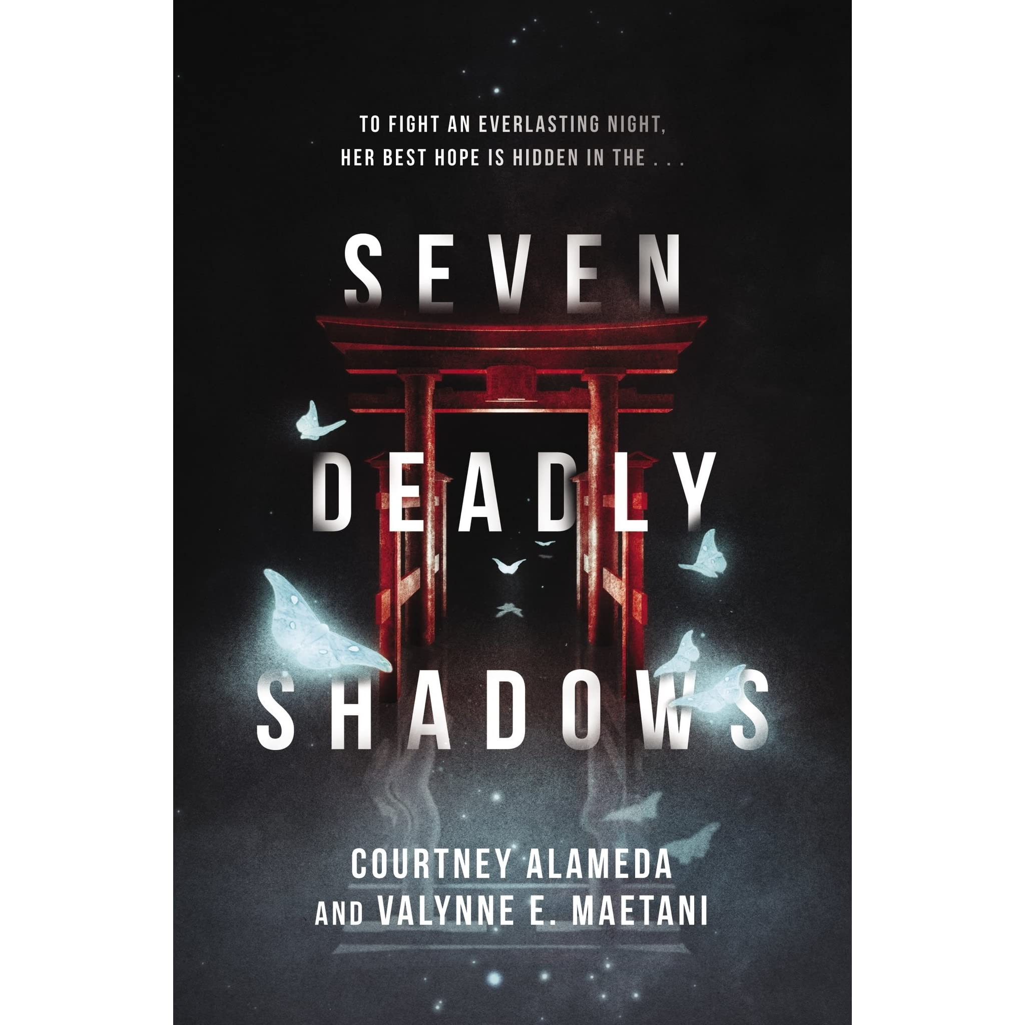 Seven Deadly Shadows Book