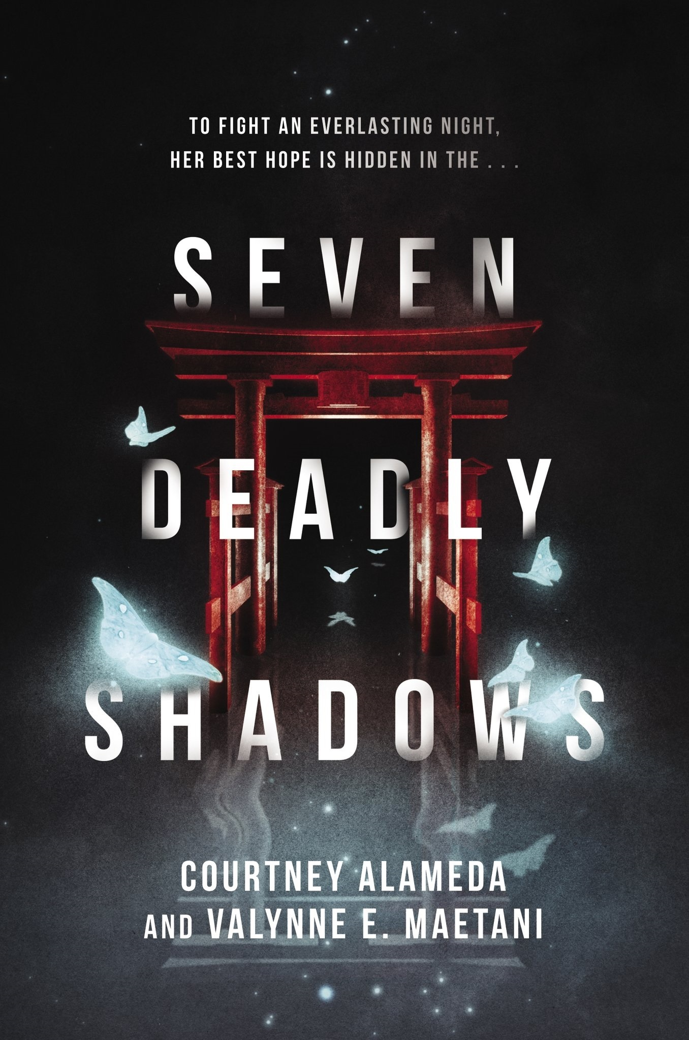 Seven Deadly Shadows - Courtney Alameda