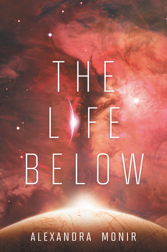 The Life Below - Alexandra Monir