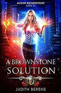 A Brownstone Solution (Alison Brownstone, #10)