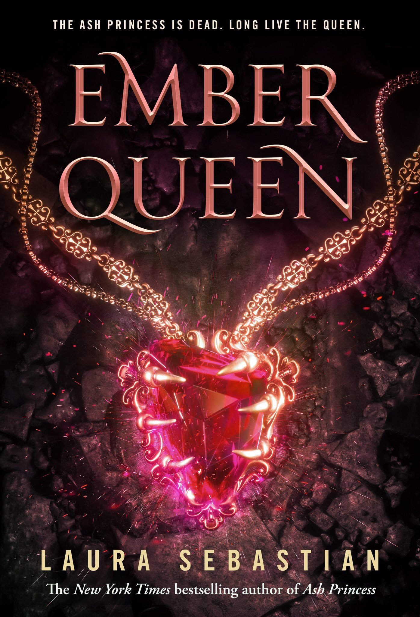 Ember Queen - Laura Sebastian
