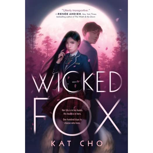 Wicked Fox (Gumiho, #1) by Kat Cho