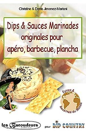 Sauces marinades et trempettes