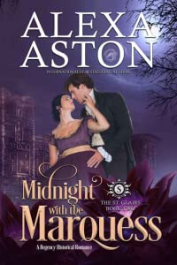 Midnight with the Marquess (The St. Clairs #2)