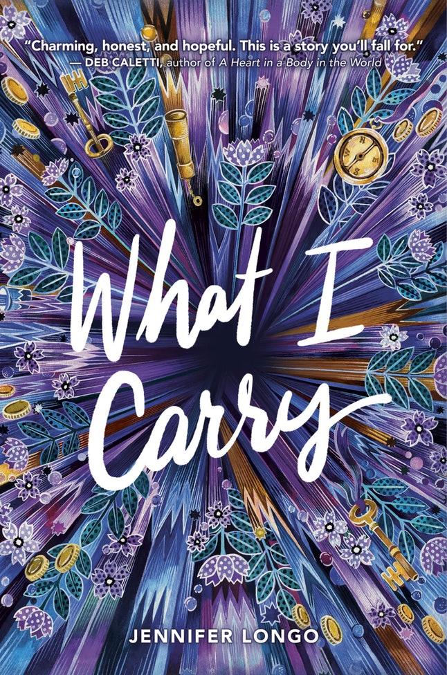 What I Carry - Jennifer Longo