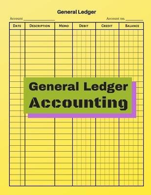General Ledger Accounting V 14 Checking Account Ledger Transaction Personal Checking Account Balance Small Business Bookkeeping Double Sided Perfect Binding Non Perforated By Pro Accounting