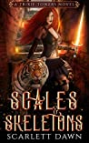 Scales and Skeletons (Trixie Towers, #2)
