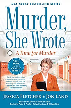 A Time for Murder (Murder She Wrote #50)