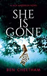 She Is Gone (Jack Anderson #3)