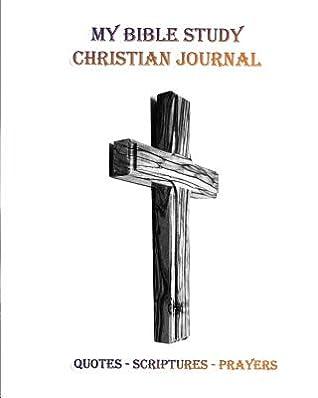 my bible study christian journal christian workbook for