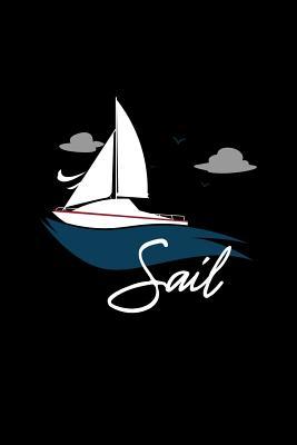 Sail Sailing Boat Black Boating Sea