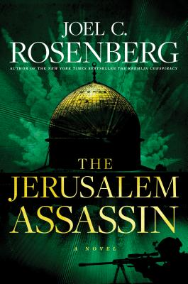 The Jerusalem Assassin (Marcus Ryker, #3)