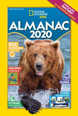 National Geographic Kids Almanac 2020 By National Geographic Kids