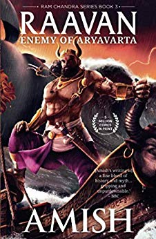 Raavan: Enemy of Aryavarta (Ram Chandra #3)