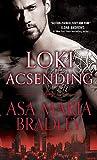 Loki Ascending (Viking Warriors, #3)