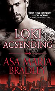 Loki Ascending (Viking Warriors, #3)