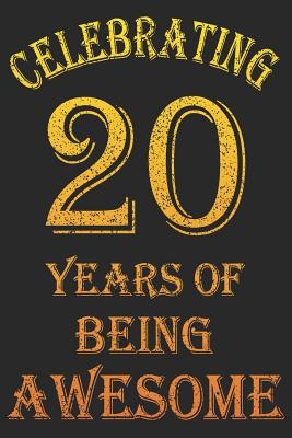 Celebrating 20 Years: Blank Lined