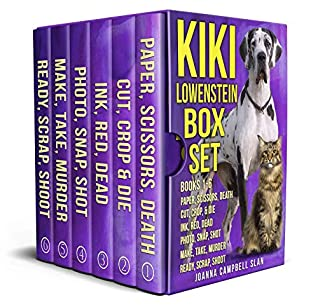 Kiki Lowenstein Cozy Mystery Books 1-6: The Perfect Series for Crafters, Pet Lovers, and Readers Who Like Upbeat Books!