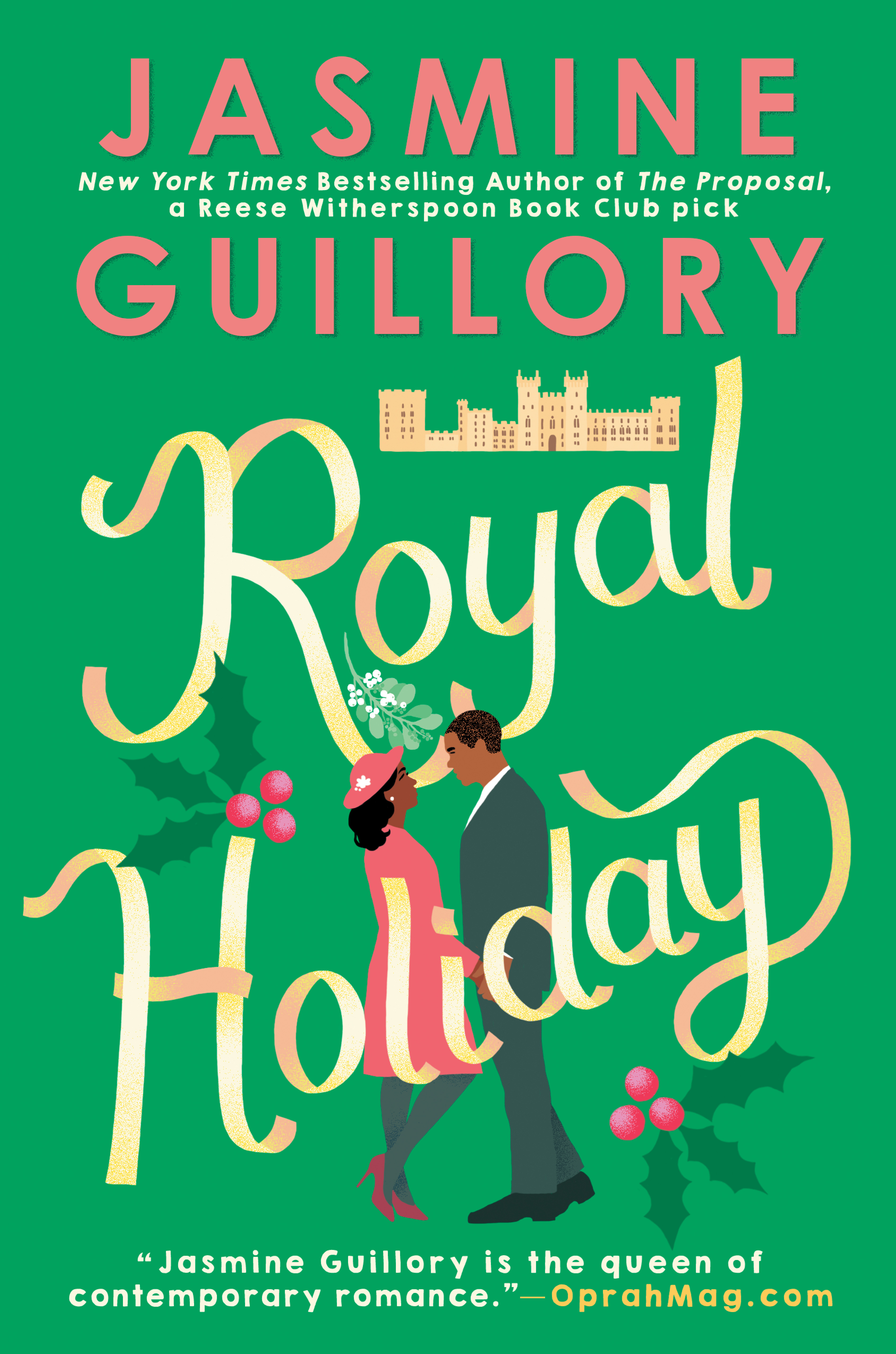 Jasmine Guillory - (The Wedding Date 4) Royal Holiday