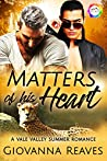 Matters of His Heart (Vale Valley, Season 3 #17)