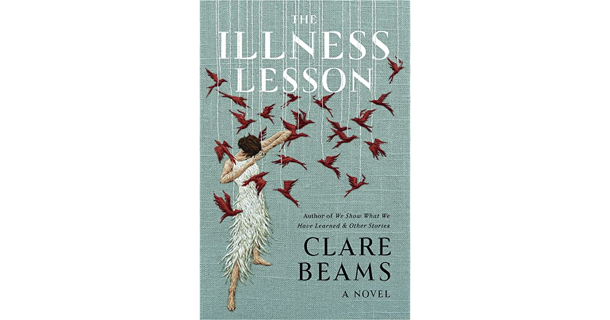 Book giveaway for The Illness Lesson by Clare Beams Jan 16
