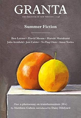 Granta 148: Summer Fiction (The Magazine of New Writing)