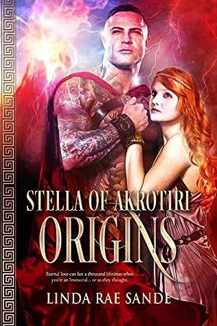 Stella of Akrotiri: Origins: An Ancient Greek Tale of Immortals