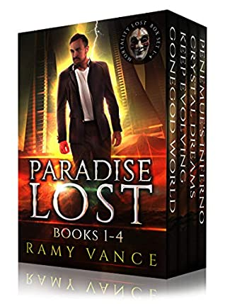 Paradise Lost - The Epic Boxed Set (Books 1 - 4): A Urban Fantasy Supernatural Thriller