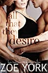 All That They Desire (Wardham #9)