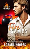 Fire Games (The Men of Fire Beach #1)