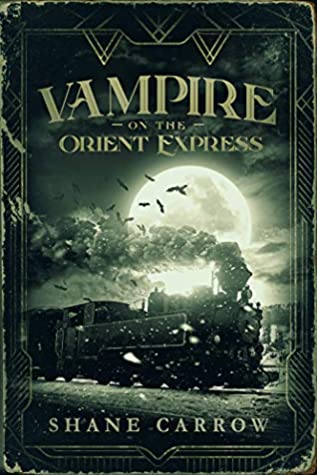 Vampire on the Orient Express (Avery & Carter, #1)