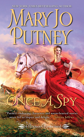 Once a Spy (Rogues Redeemed, #4)