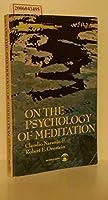 On the Psychology of Meditation