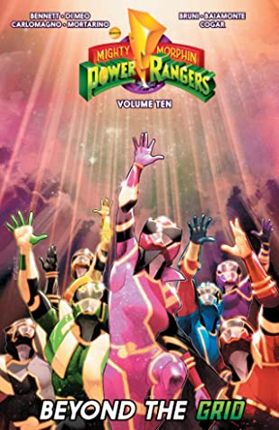 Mighty Morphin Power Rangers, Vol. 10