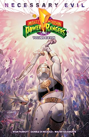Mighty Morphin Power Rangers, Vol. 11