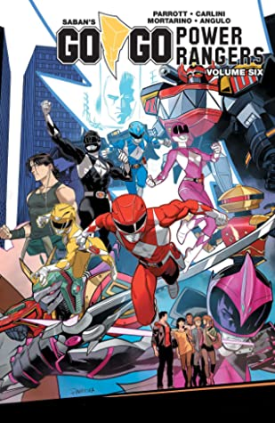 Saban's Go Go Power Rangers, Vol. 6