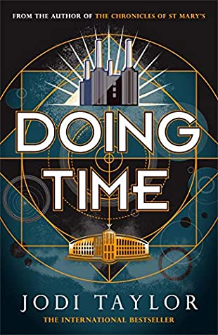 Doing Time (The Time Police #1)