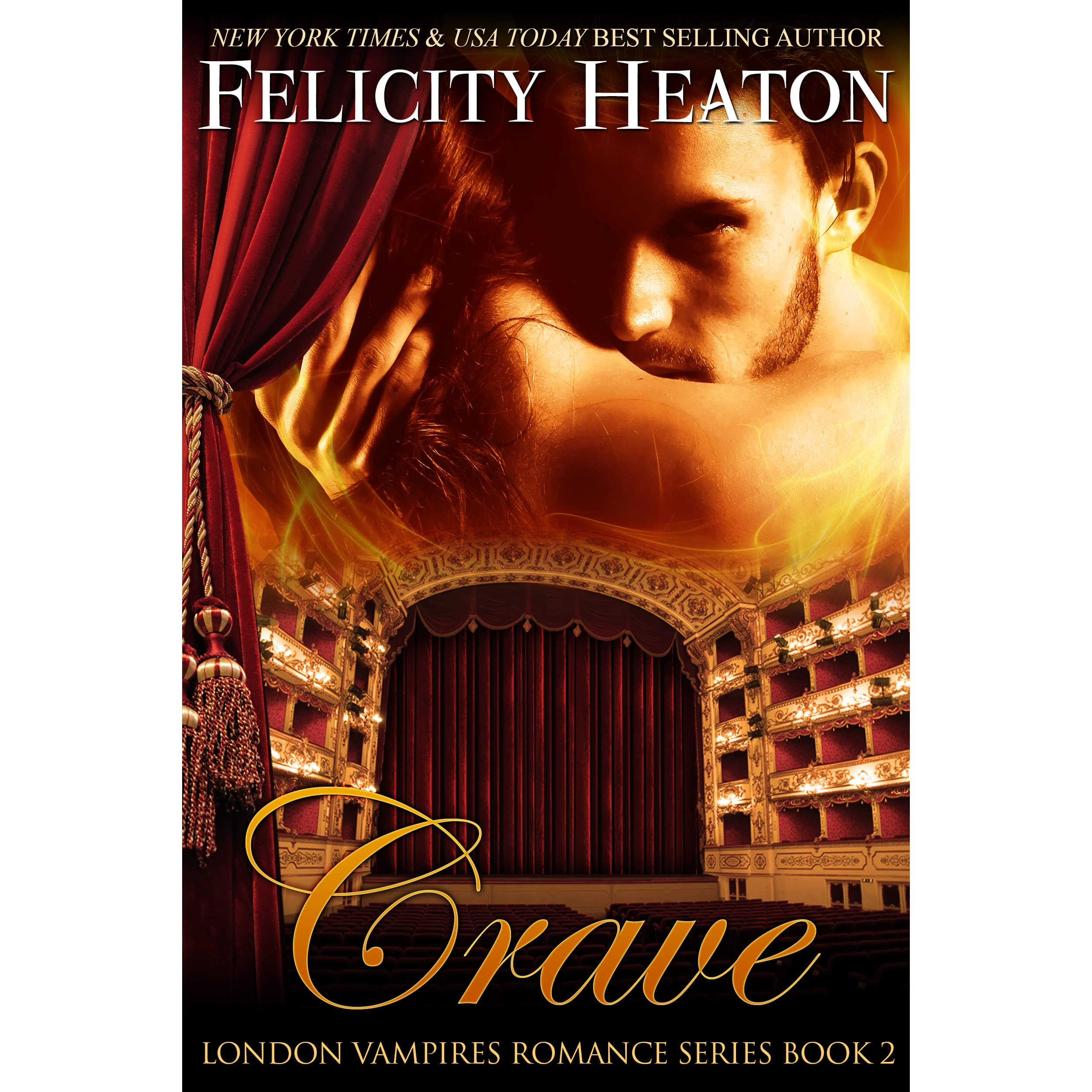 An Erotic Werewolf In London crave (london vampires, #2)felicity heaton