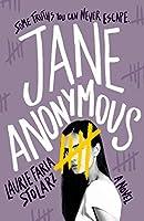 Jane Anonymous (Jane Anonymous #1)