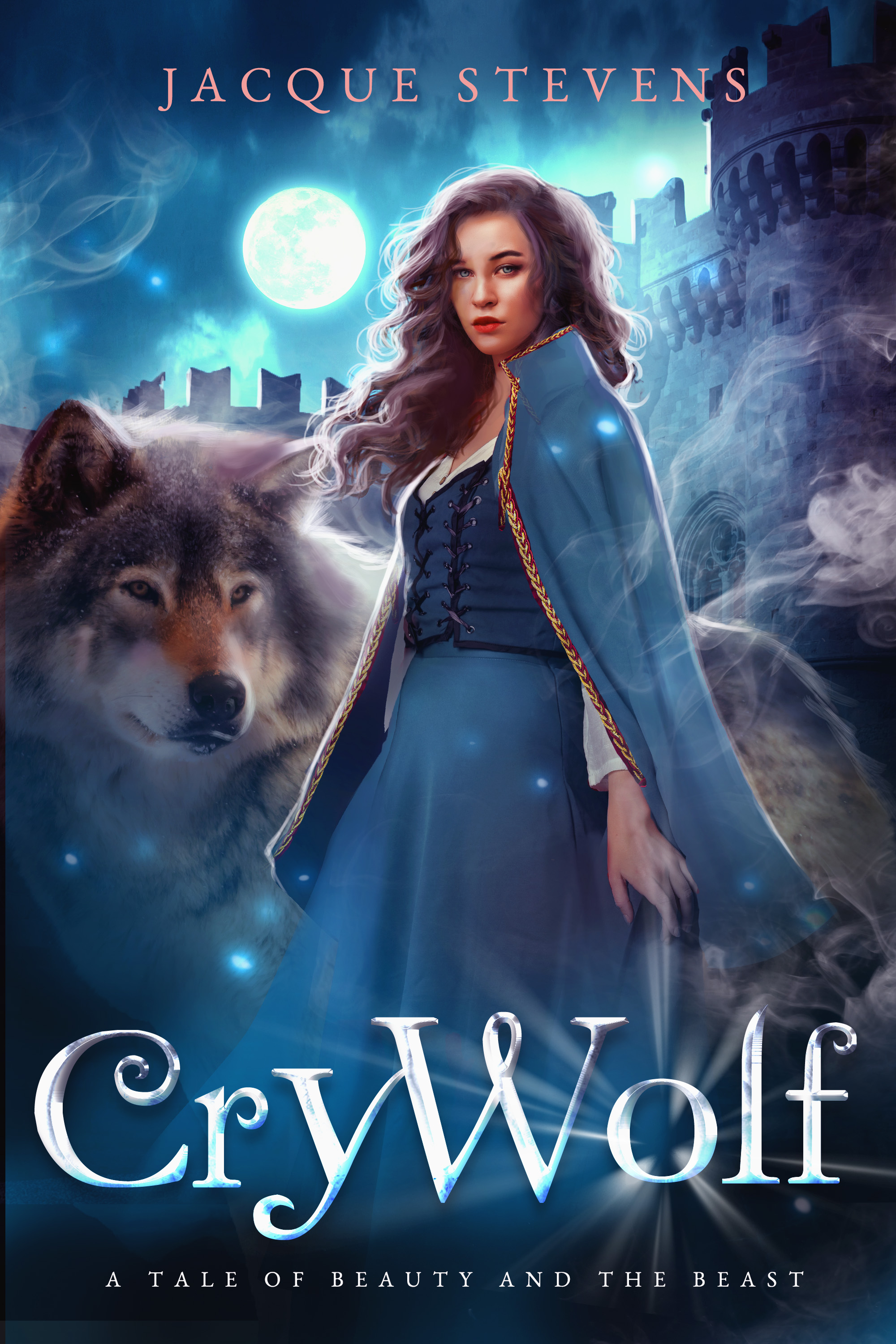 Cry Wolf  A Tale of Beauty and - Jacque Stevens