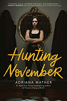 Hunting November - Adriana Mather