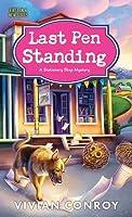 Last Pen Standing (Stationery Shop Mystery #1)