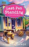 Last Pen Standing (Stationery Shop Mystery #1) audiobook review