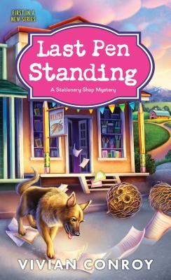 Last Pen Standing (Stationery Shop Mystery #1)